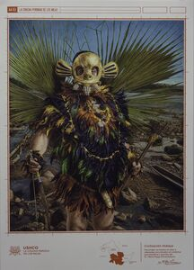 Fernando Gutierrez Huanchaco, 'Image of Civilization (Golden Bird)', 2015