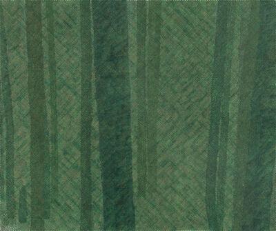 Li Wei 李威, 'Thousand-Layer Green No.3 千重绿 No.3', 2015