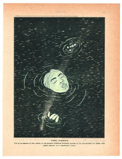 Catalina Jaramillo, 'Una estrella líquida prisionera del lago #3', 2015