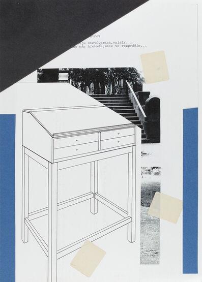 Jiří Kovanda, 'How to make a cheap lightbox', 2014