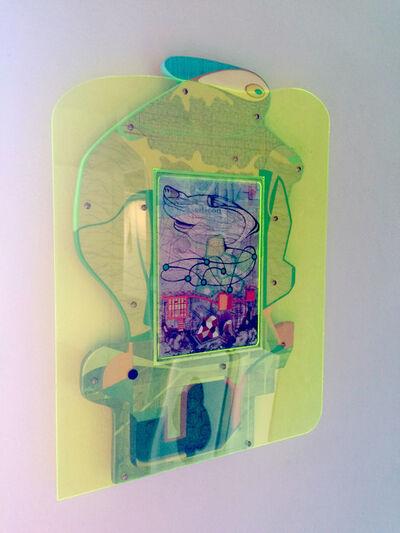 David Wetzl, 'Inner Mod Animal Dreams Green Mindedly', 2009