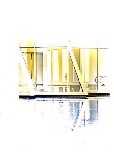 Myra Hafetz, 'Yellow Structure 2', 2017