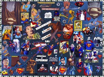 DJ Leon, 'Superman 4', 2014