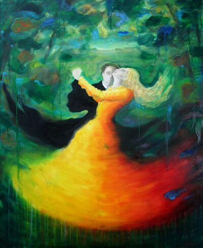 Elling Reitan, 'Dancers', 2017