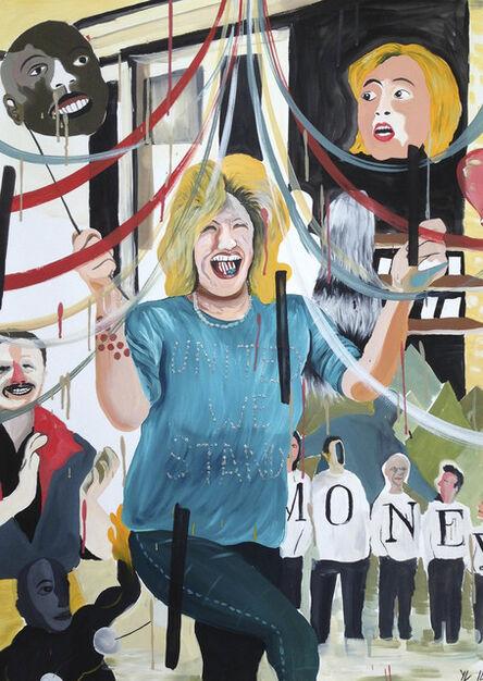 Yann Leto, 'United we stand', 2014