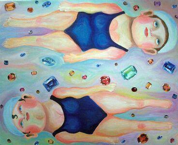 Ardyce, 'Drops Pool', 2010