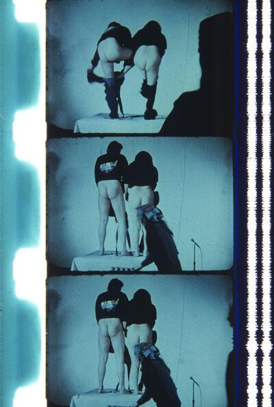 Jonas Mekas, 'John & Yoko during the filming of LEGS, Nov. 9, 1969', 2013