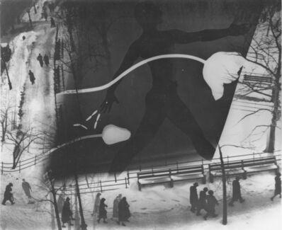 Barbara Morgan, 'Spring on Madison Square', 1938