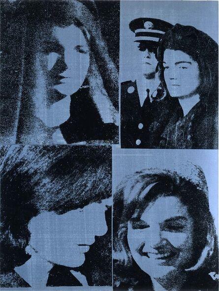 Andy Warhol, 'Jacqueline Kennedy III (FS II.15) by Andy Warhol ', 1966