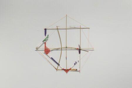 Sara Ramo, 'Avisto, Aviso, Voo 5', 2018
