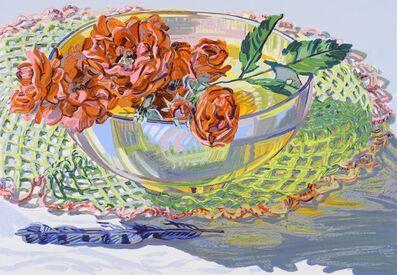 Janet Fish, 'Rose Bowl', 1992