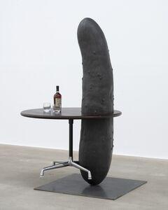 Erwin Wurm, 'Bar (Drinking sculpture)', 2019