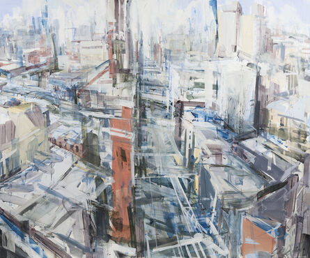 Sean Flood, 'Amsterdam Ave., NYC', 2016
