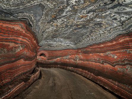 Edward Burtynsky, 'Uralkali Potash Mine #2, Berezniki, Russia', 2017