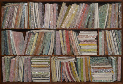 Kim Duck Yong, 'The Book - The moment of meditation', 2014