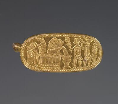'Hoop with bezel',  second half of 6th century B.C.