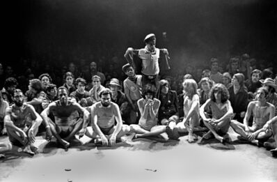 Bev Grant, 'The Motherfuckers Occupy the Fillmore East', 1968