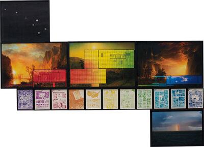 Matthew Day Jackson, 'Das Wochenendhaus, from The Dymaxion Series', 2007