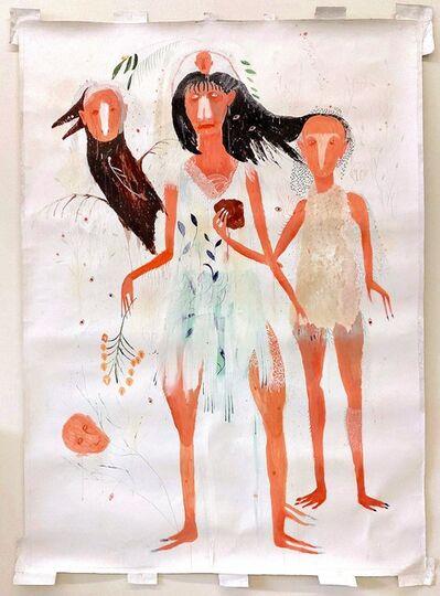 Silvia Mei, 'Dagli occhi piante, dal cuore occhi', 2013