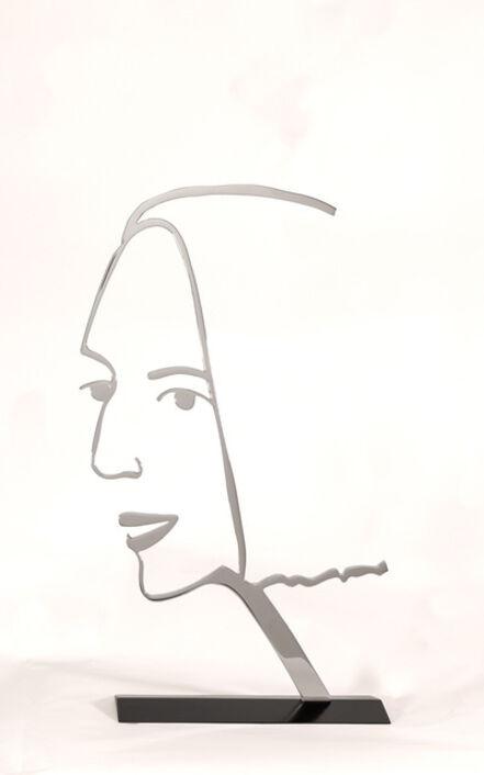 Alex Katz, 'Ada 2 (outlines)', 2018