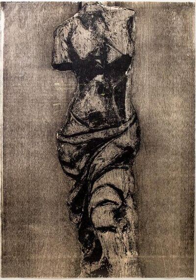 Jim Dine, 'Untitled (single Venus image for G.S.)', 1984