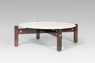 Sergio Rodrigues, 'Coffee table', 1955
