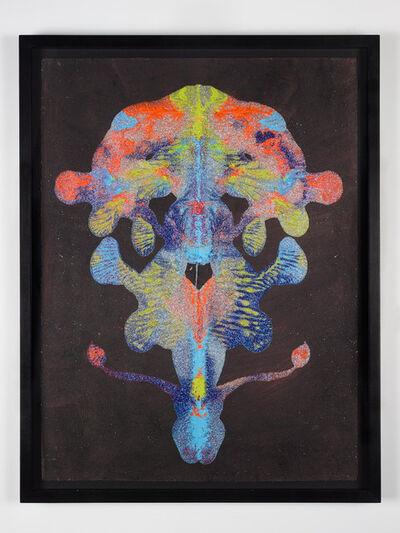 Hunter Reynolds, 'Untitled (Glitter Mask)', 2013