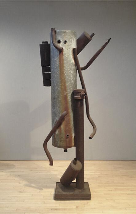 Richard Stankiewicz, 'Untitled (Tank)', 1963
