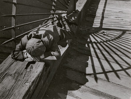 André Kertész, 'Untitled, Paris', 1936c / 1930s
