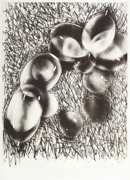 James Rosenquist, 'Bunraku', 1970