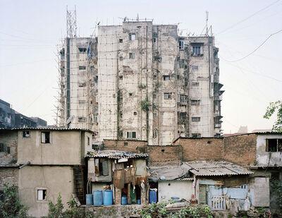 Noah Addis, 'Dharavi #2; Mumbai', 2011
