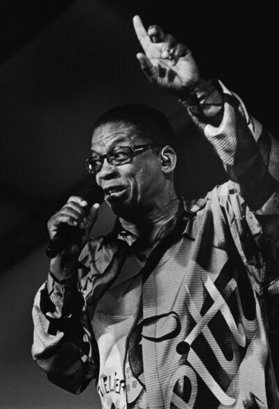 Christopher Felver, 'Herbie Hancock', 2011