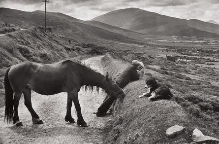 Henri Cartier-Bresson, 'County Kerry, Ireland', 1952