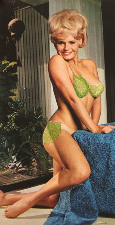 Saskia Van Kampen, 'Playboy Playmate Joey Gibson. June 1967', 2017