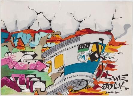 SaneSmith, 'Sane Rock', ca. 1990