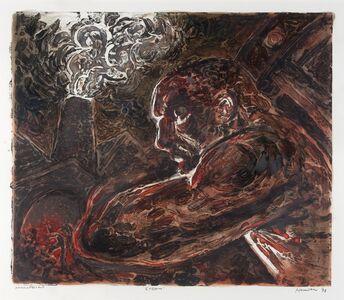 Peter Howson, 'Steam II', 1998