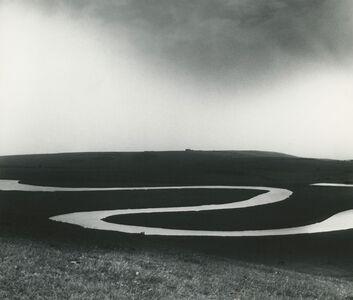 Bill Brandt, 'Cuckmere River, Sussex'