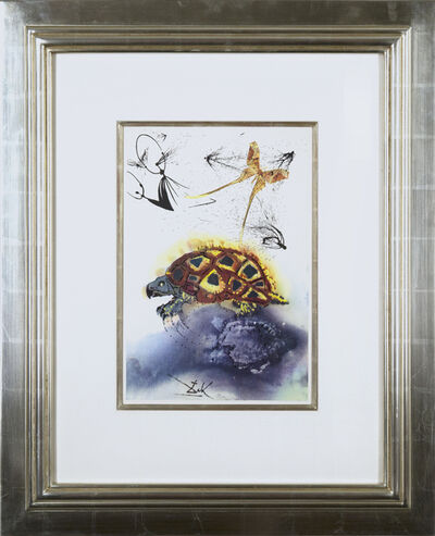 Salvador Dalí, 'Alice's Adventures in Wonderland: The Mock Turtle's Story', 1969