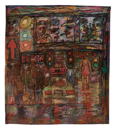 David Koloane, 'Entry-Exit', 2016