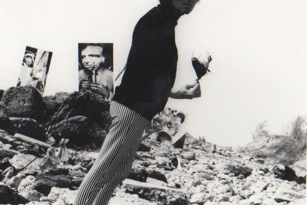Liliana Maresca, 'Imagen Pública - Altas Esferas, Costanera Sur, Buenos Aires', 1993