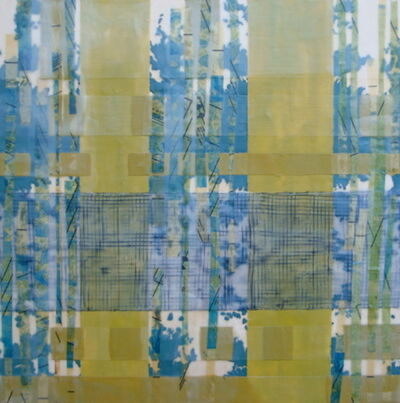 Amber George, 'Plaided', 2009