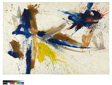Gust Romijn, 'Combat du ciel', 1961