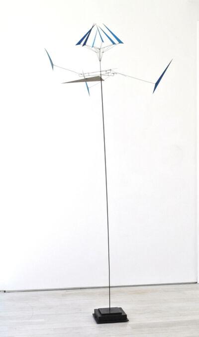 George Rickey, 'Blue Tree', 1955-1964