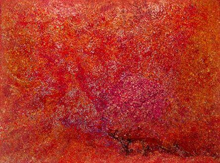Pasquale Cuppari, 'Diamanté Rosso No. 1', 2011
