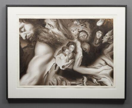 Hynek Martinec, 'Study of Baroque', 2016