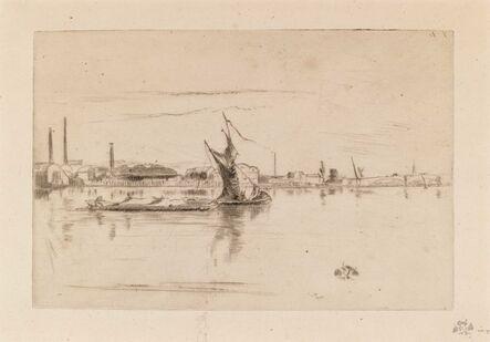 James Abbott McNeill Whistler, 'Price's Candleworks', 1876-1977