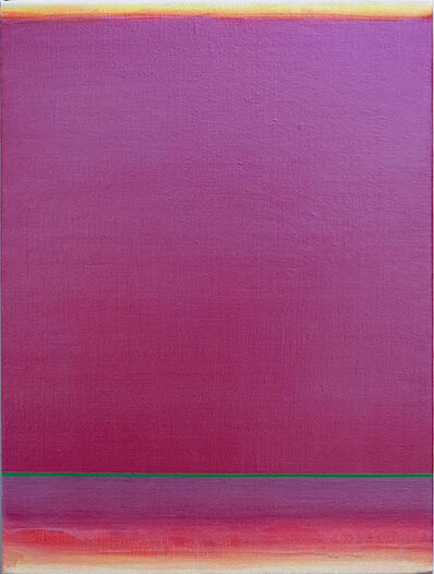 Shingo Francis, 'Blue Light to Green', 2018