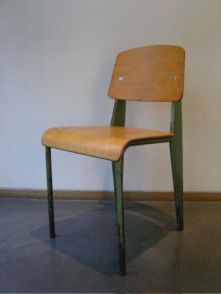 Jean Prouvé, 'Standard chair', 1950