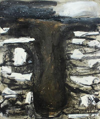 John Walker (b.1939), 'Sea Cake IV', 2004