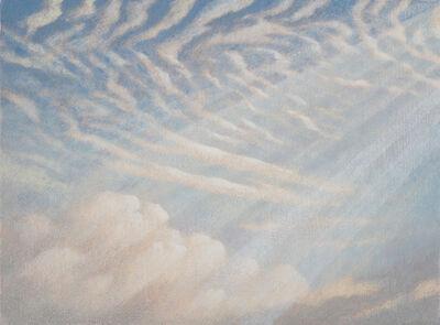 James Lynch (b. 1956), 'Shafts of Sunlight I'